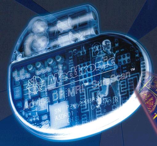 Máy tạo nhịp tái đồng bộ tim có phá rung tim CRT D dòng maximo II
